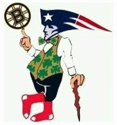 Bruins Boston Clipart Patriot Sports Pat Patriots