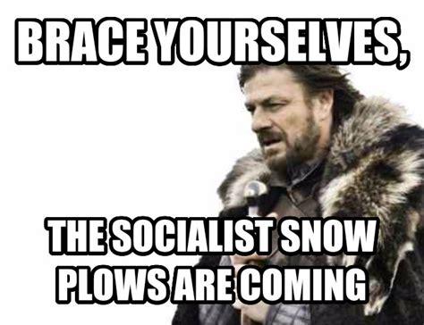 Brace Yourself Meme Snow - livememe com imminent ned brace yourselves