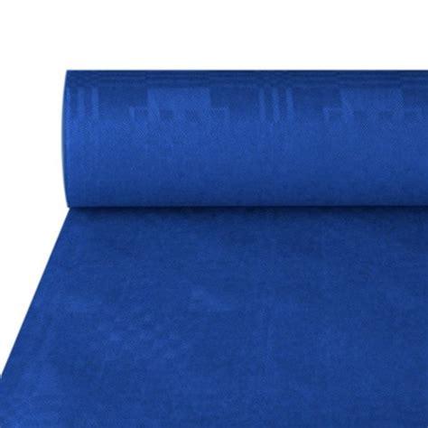 Tischdecke Rolle by 1 Papier Tischdeckenrolle Dunkelblau 100 Cm X 50 M