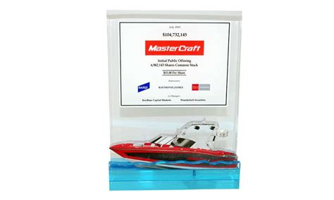Mastercraft Boats Mission Statement by Leisure And Entertainment Custom Deal Toys