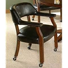 dining chairs with casters mishmashable