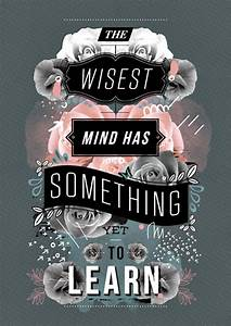Famous Quotes and Sayings about Learning-the-wisest-mind ...