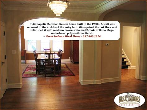 cleaning of hardwood floors by great indoor wood floors of indianapolis