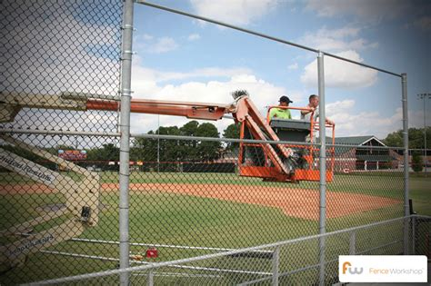 Chain Link Fences Atlanta  Fence Workshop™