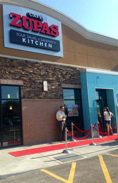 FREE Dessert and Giveaways for West Valley Cafe Zupas ...