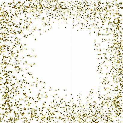 Glitter Confetti Around Kindness Throw Overlay Graphics