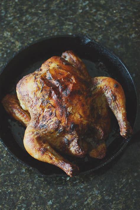chicken cast iron skillet cast iron skillet whole chicken primal main dishes pinterest