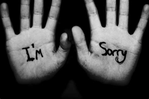 "How To Say ""i'm Sorry""  Stealing Faith"