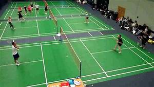 Badminton Master Class - King of the Court #1 - YouTube Badminton