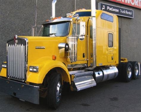 kenworth w900 specs object moved