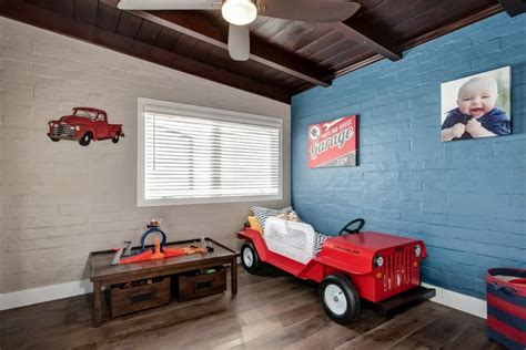 Cool Car Beds For A Stylish Kids Room-shelterness