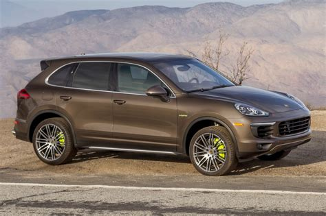 Used 2015 Porsche Cayenne Hybrid Pricing