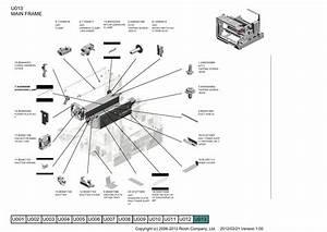 5500 Printer Parts Diagram