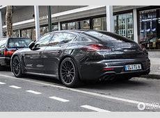 Porsche Panamera GTS – Ma Voiture