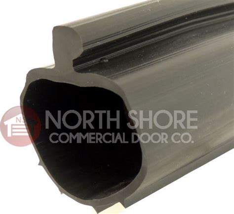 widsor p bulb garage door bottom weather seal sold by