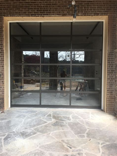 view garage door 45 best view glass garage doors images on