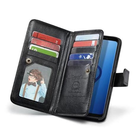 brg magnetic flip cover for samsung galaxy note 8 s9 plus s8 note8 note 9 s10 plus wallet 9