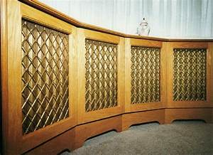 P W Cannon & Son - Decorative Grilles for use in Radiator