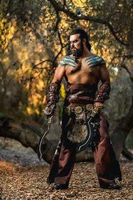 Khal Drogo Cosplay