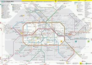 Berlin Bvg Plan : the best worst subway map designs from around the world ~ Watch28wear.com Haus und Dekorationen