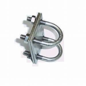 Collier De Fixation Tube Acier : collier en acier inox pour liaison du m plat maltep ~ Melissatoandfro.com Idées de Décoration