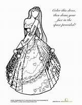 Coloring Prom Pages Worksheet Dresses Worksheets Barbie Grade Education Second Getcoloringpages 2nd sketch template