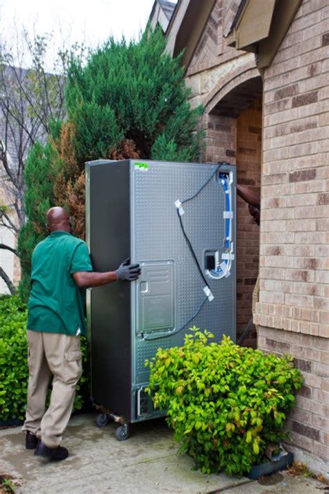 samsung smart refrigerator with family hub from nebraska