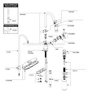 moen kitchen faucet manual moen ca87012brb parts list and diagram ereplacementparts