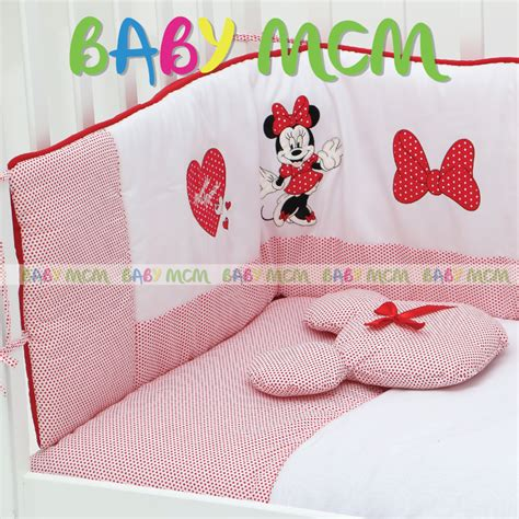tour de lit bebe minnie 28 images tour de lit disney personnalis 233 minnie boutique en