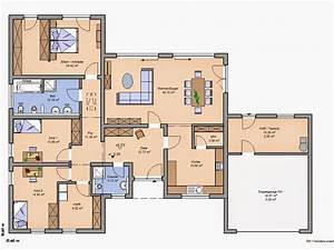 Einfamilienhaus Hanglage Planen : grundriss haus architektenh user ~ Lizthompson.info Haus und Dekorationen