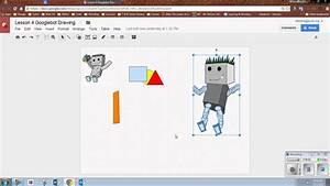 Copy A Google Drawing And Paste Into A Google Doc