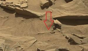 NASA's Curiosity Rover Spotted A 'Giant Alien Spoon' On ...