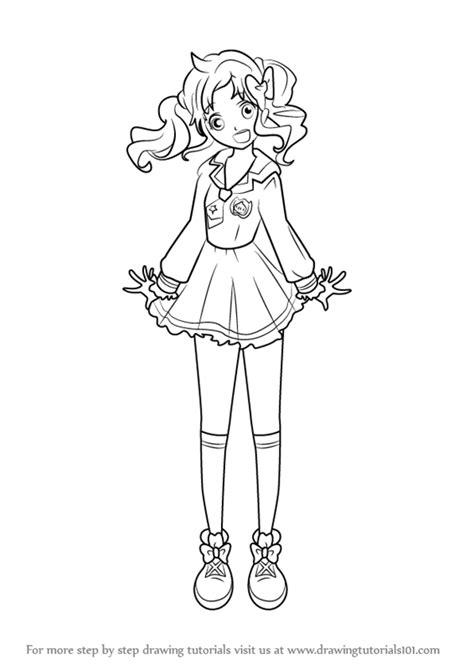 Learn How to Draw Yume Nijino from Aikatsu Stars! (Aikatsu