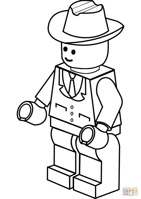 Lego Drawing Getdrawings Free For Personal Use