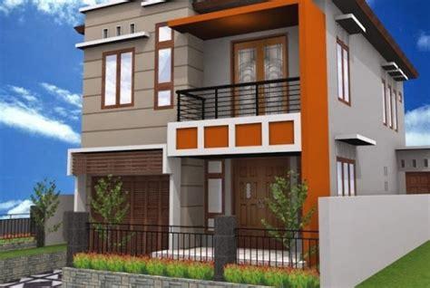 Gambar Rumah Minimalis Lantai 2 Terbaru  Dekorasi Rumah