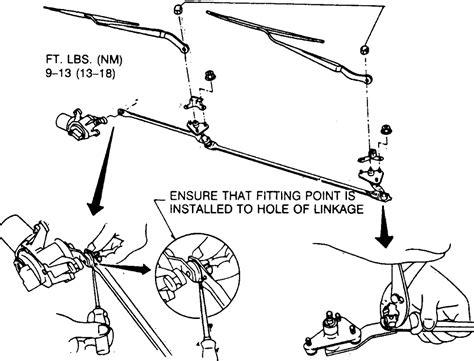 Repair Guides Windshield Wiper Washers Motor