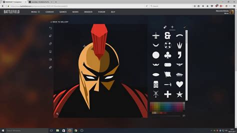 how to download add custom emblems to battlefield 1 2017 youtube