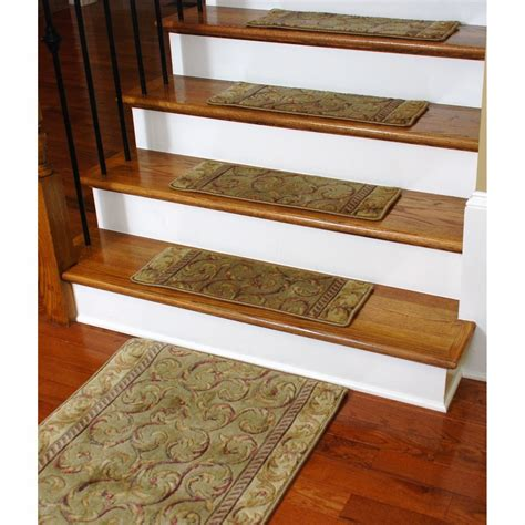 stairs lowes 20 inspirations of individual carpet stair treads