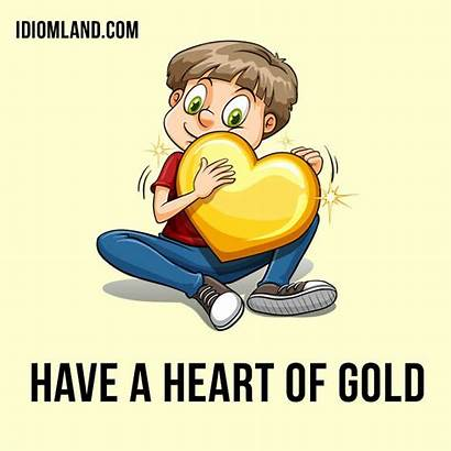 Idiom Heart Idioms English Idiomland Everybody Hello