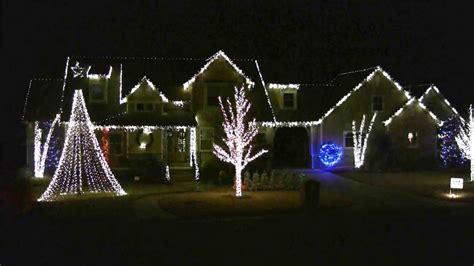 christmas lights edmond ok good feeling 2012 mcintire christmas light show edmond