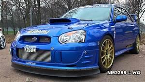 500hp Subaru Impreza Sti Turbo Anti-lag Backfiring