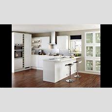 Clerkenwell Gloss White Contemporary Kitchen Youtube