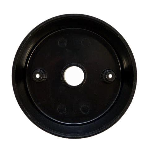 Marine Steering Wheel Bezel by Teleflex Sb39452 Black Boat Steering System Bezel Mounting Kit