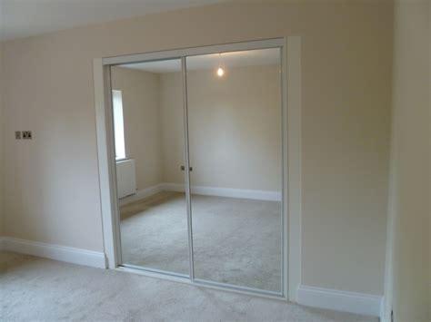 mirrored door wardrobe designs nottingham sliding doors