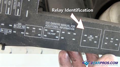 car repair world   test car relay