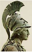 Bronze statue of Athena from the Piraeus, c. 340-330 BC ...