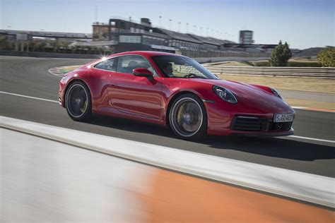 Fuer Die Rennstrecke Der Neue Porsche 911er Turbo by Mehr Power Mehr Grip Mehr Fahrspa 223 Auf Der Rennstrecke