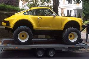 Porsche 911 Occasion Le Bon Coin : porsche 911 une version monster truck vendre l 39 argus ~ Gottalentnigeria.com Avis de Voitures