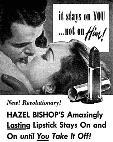 cosmetics  skin hazel bishop