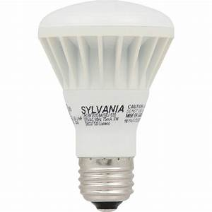 Sylvania w equivalent dimmable soft white r led